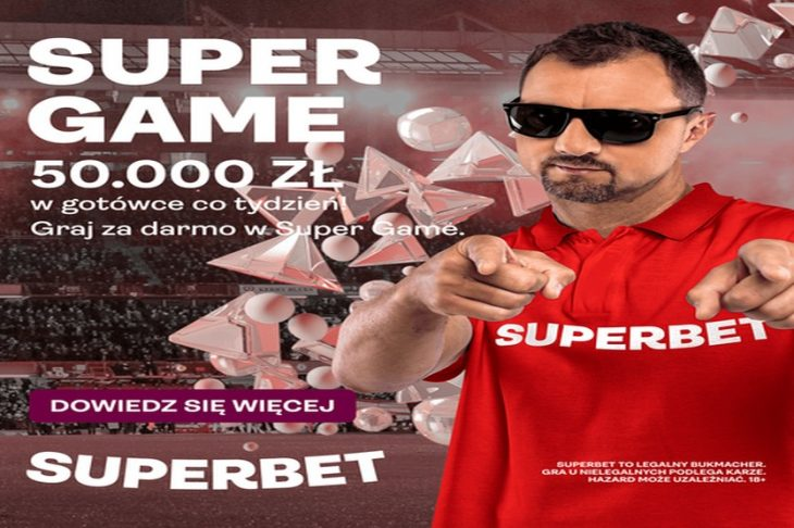 Supergame w Superbet